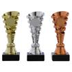 Afbeelding van Sportprijzen Standaard A1076 Goud-Zilver-Brons